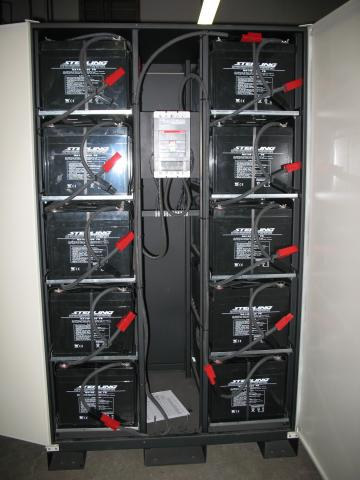 Battery Cabinet Series Floor Standing Encloures With